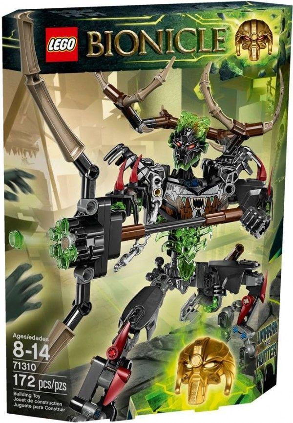 ToyzMag.com » LEGO Bionicle : nouveautés 2016