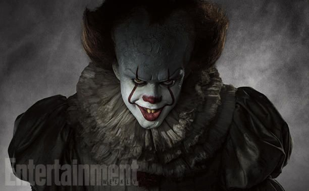 STEPHEN KING ONLY: Il costume del nuovo Pennywise