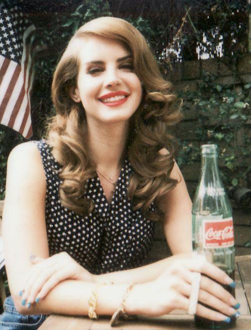 Lana Del Rey #Lana #Vintage #America