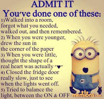 I have done all of them lol                                                                                                                                                                                 More