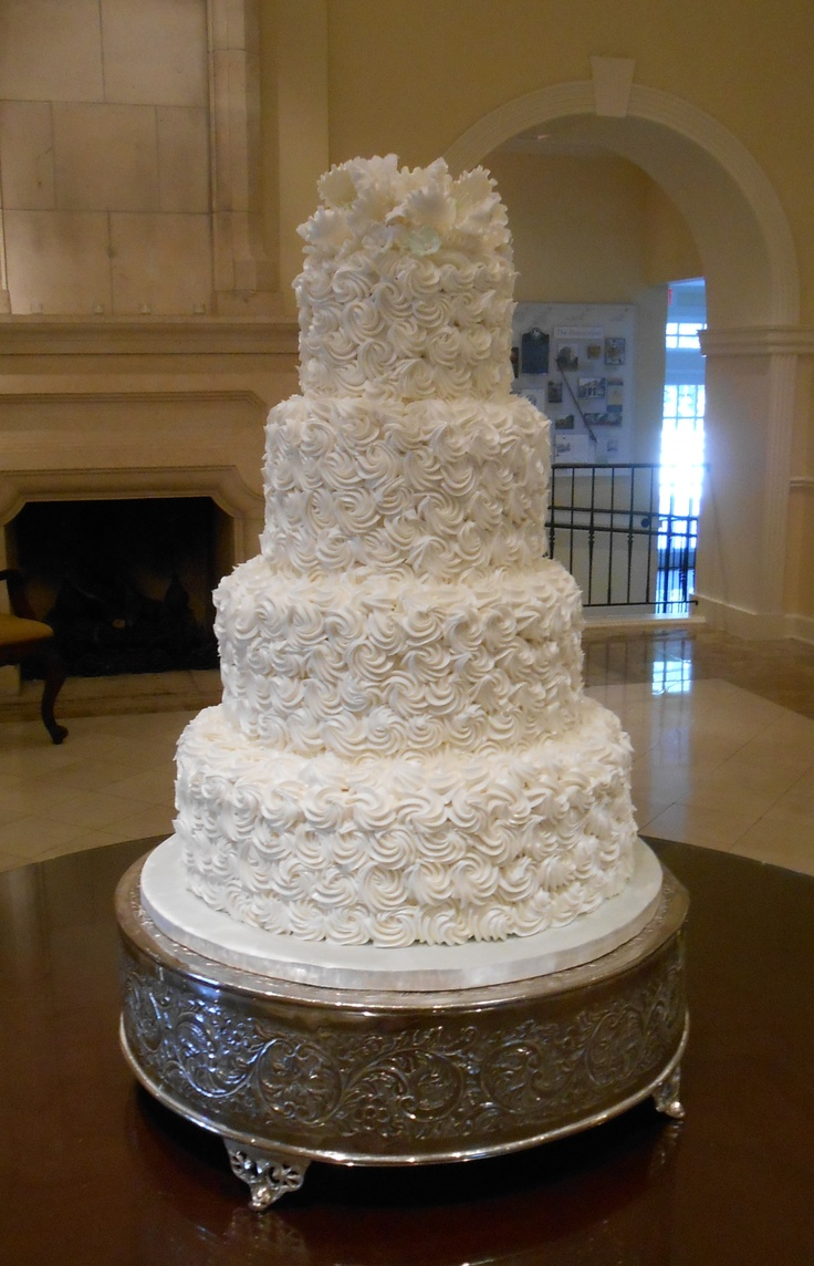 rosette wedding cake images 17 best images about wedding cakes with rosettes on 19310