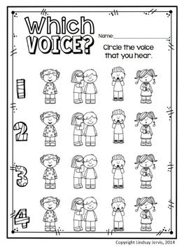 KINDERGARTEN MUSIC LESSON PLAN {DAY 13} - TeachersPayTeachers.com