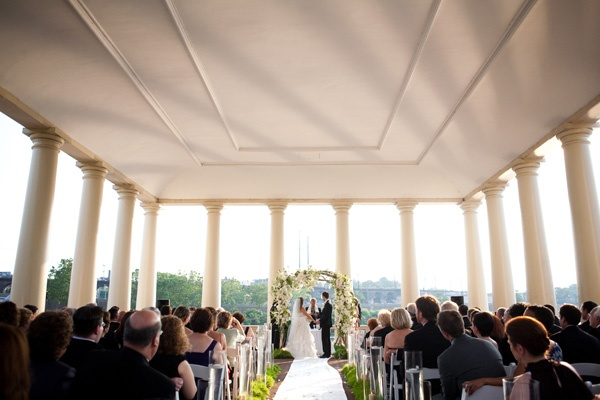 Grand Pavilion At Water Works Restaurant And Lounge Image Courtesy Of Laura Novak Photography Venue Options Pinterest