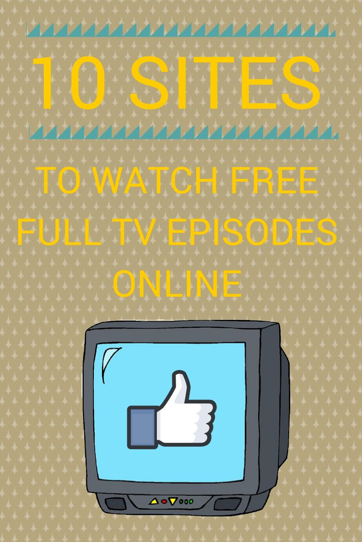 10 Sites to Watch Free TV Shows Online (Full Episodes) http://abt.cm/1ijD6Ov