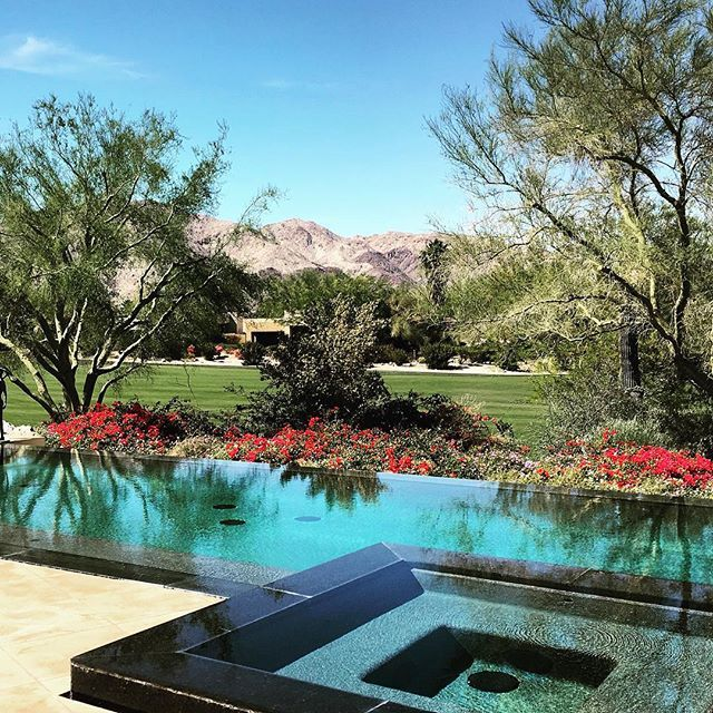 Gorgeous day to show property....80 degrees with bright sunshine. We love what we do!!! #view #views #pool #pooltime #mountains #mountain #golfcourse #countryclub #realestate #realestateagent #askpalmsprings #desertlandscape #bluesky #california #palmdesert #poolside #success #lovewhatwedo #christies #life #luxury #luxuryhomes #luxuryrealestate - posted by ASK Palm Springs https://www.instagram.com/askpalmsprings - See more Luxury Real Estate photos from Local Realtors at…