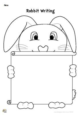 FREE Easter Themed Worksheets and Printables by The Paper