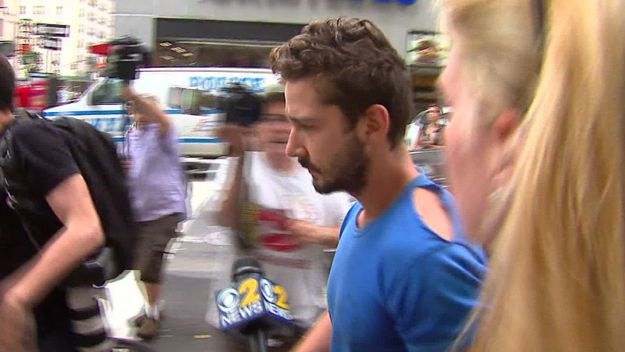 Shia LaBeouf Pleads Not Guilty Of Criminal Charges In Court  #BroadwayShow, #CabaretShow, #Manhattan, #News, #ShiaLabeouf