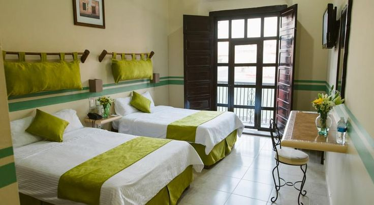 Misión Campeche América Centro Histórico Campeche The Hotel America Centro is a delightful, colonial style property in the center of Campeche giving guests a true feel of the tradition and culture the area has to offer.