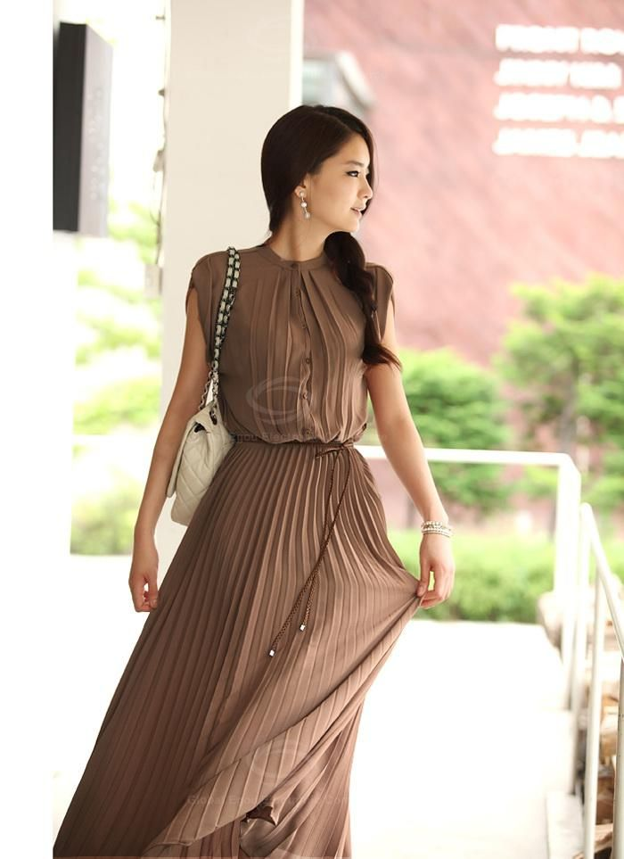Ridiculously inexpensive clothes on this site...will have to check reviews, but it's a good way to try out a trend. A lot of the clothes you see ALL the time on Pinterest can be found here, most for less than $15: Long Dresses, Pleated Chiffon, Maxi Dresses, Solid Colors, Style, Bohemian Dresses, The Dresses, Chiffon Dresses, Products