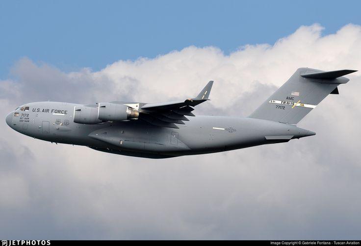 Photo of 07-7172 - Boeing C-17A Globemaster III - United States - US Air Force (USAF)