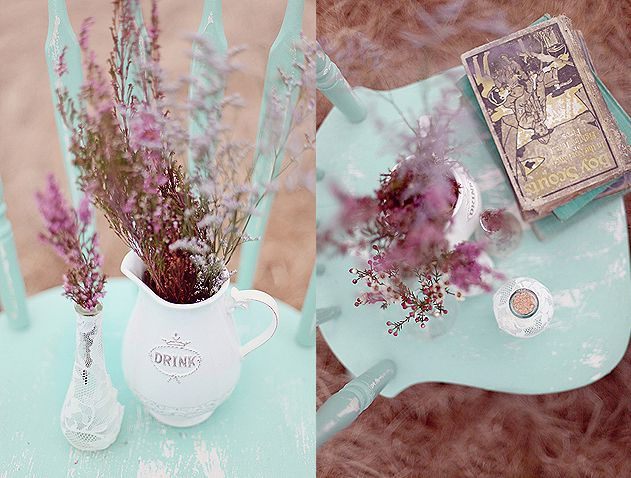 lavender-purple-and-baby-blue-wedding-ideas LOVE! Or these colors @ladynt dowling  a lighter version