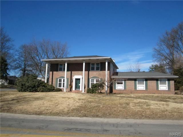 1906 Fairgrounds Road, St Charles, MO 63303 — Large Five Bedroom Home (One Bedroom On Main Floor), Minutes From Highway I-70 and Close To Page Extension, Great Location! Wonderful Screened in Porch, Including A Large Stone Fireplace. Finished Lower Level With Recreation Room and Pool Table. All Bedrooms Are Spacious With Double Closets. Zoned Heating and Cooling, All Low Energy Windows and A 75 Gallon Hot Water Heater. Newer Carpet Installed December 2013. Some Newer Paint December 2013. ...