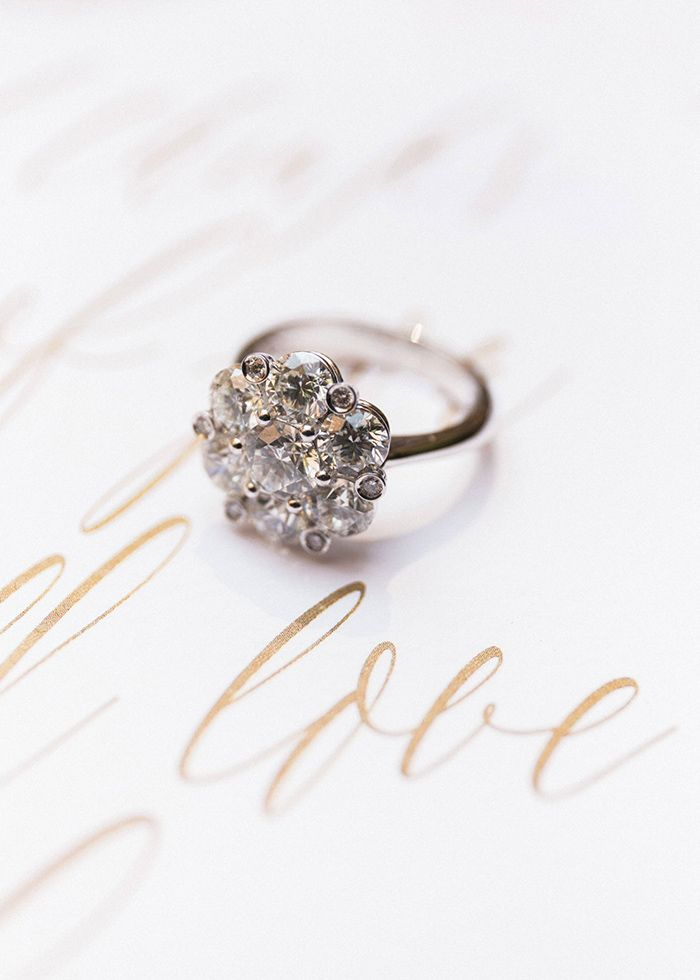 Luxe Italian Wedding Inspiration In Venice Italian Engagement Ring Antique Wedding Rings Wedding Rings Engagement