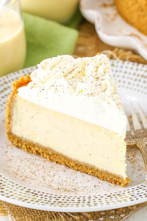 This post is sponsored by The American Dairy Association Mideast, but all opinions are my own. This Eggnog Cheesecake is thick, creamy and full of eggnog! It's a delicious way to enjoy one of my favorite drinks of the season and was a huge hit with friends and family! One of the best things about …