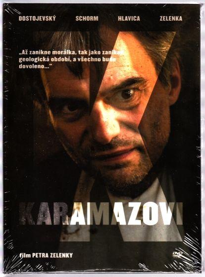 Český film na dvd Karamazovi