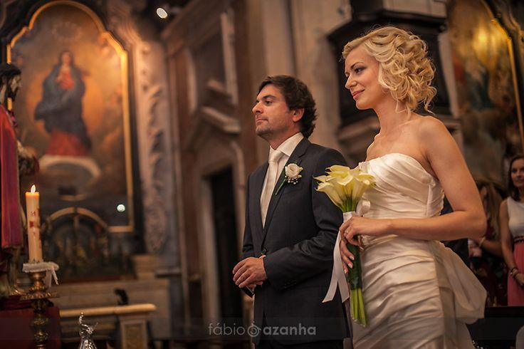 Casa dos Penedos Wedding in Sintra