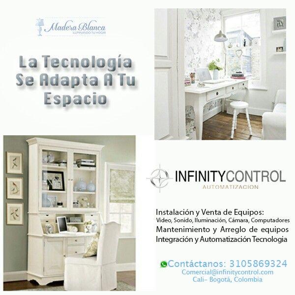Nuestro aliado en tecnología www.infinitycontrol.com
