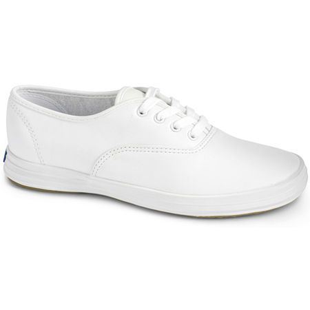 5286bcedd0c Keds Champion Leather Lace-Up Sneakers