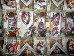 rome-sixtijnse-kapel