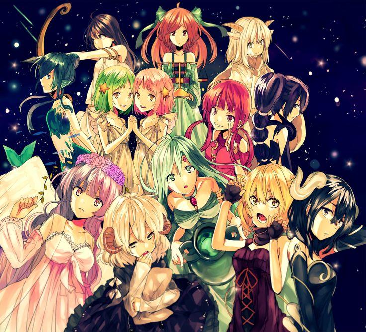 Anime Lib Ra Google Search Zodiac T