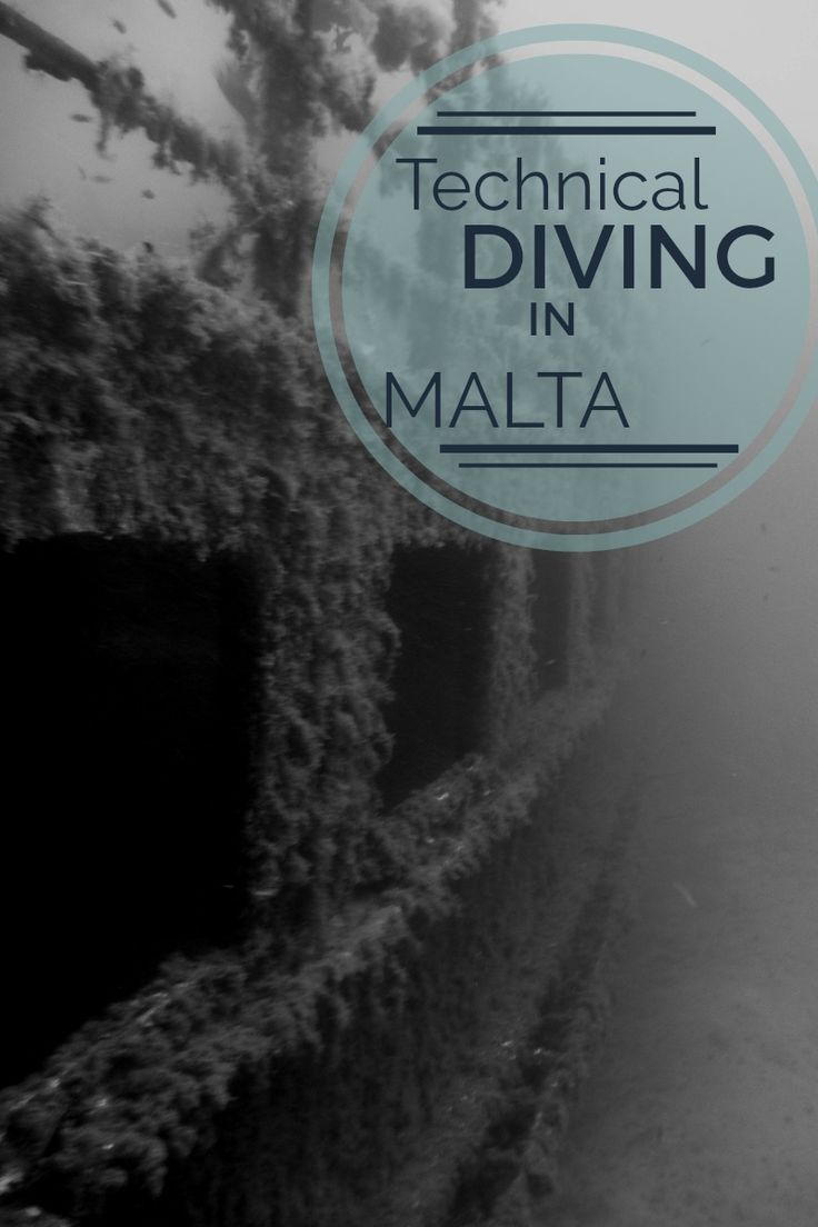 Recreational diving in Malta offers warm water, great visibility and accessibility for many divers. But the technical diving in Malta is just as impressive. (scheduled via http://www.tailwindapp.com?utm_source=pinterest&utm_medium=twpin)