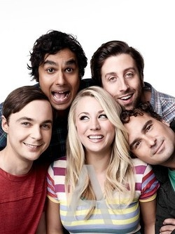 THE BIG BANG THEORY  Love it!!   I look forward to each and every episode , including.....YES ......Re-Runs