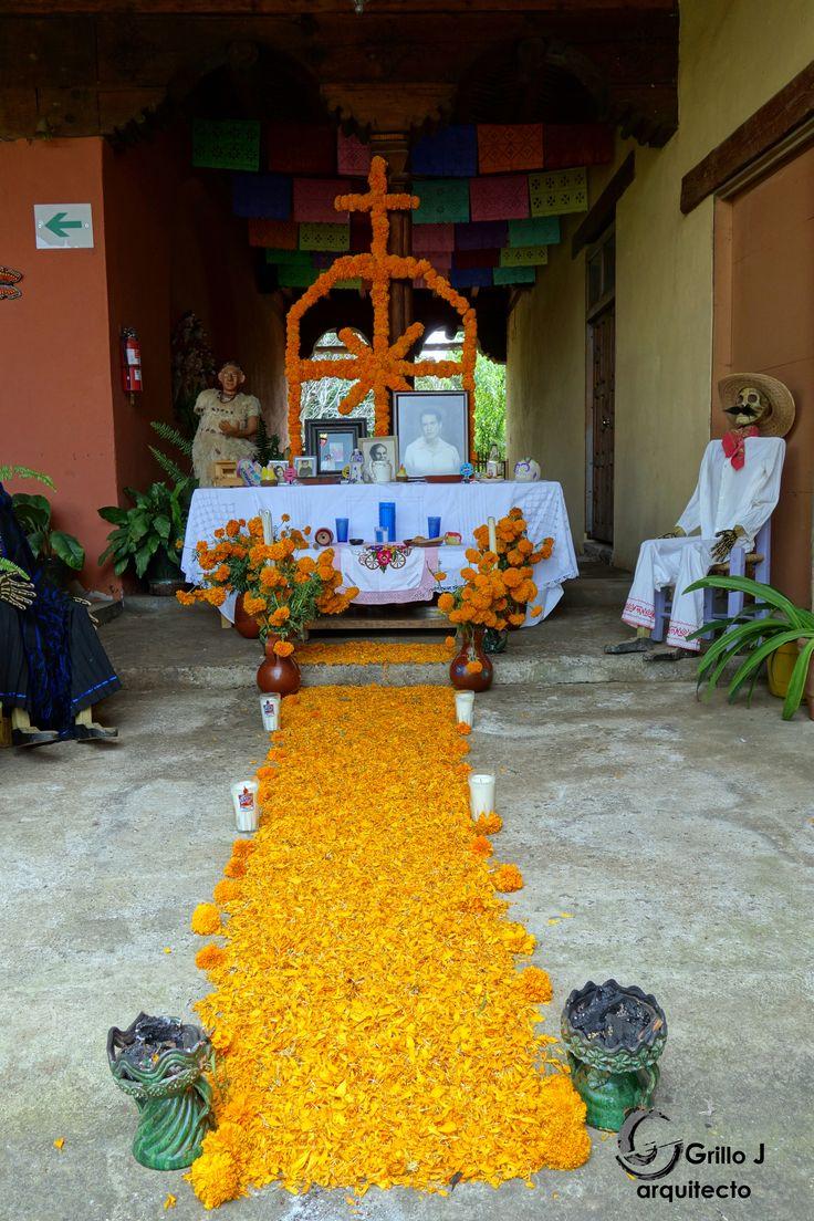 Altar de Muertos, Pátzcuaro, Michoacán, Méx