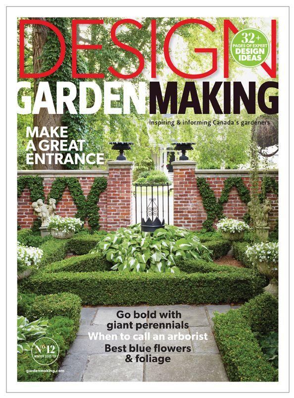 Garden Making Garden Design – Issue No. 12