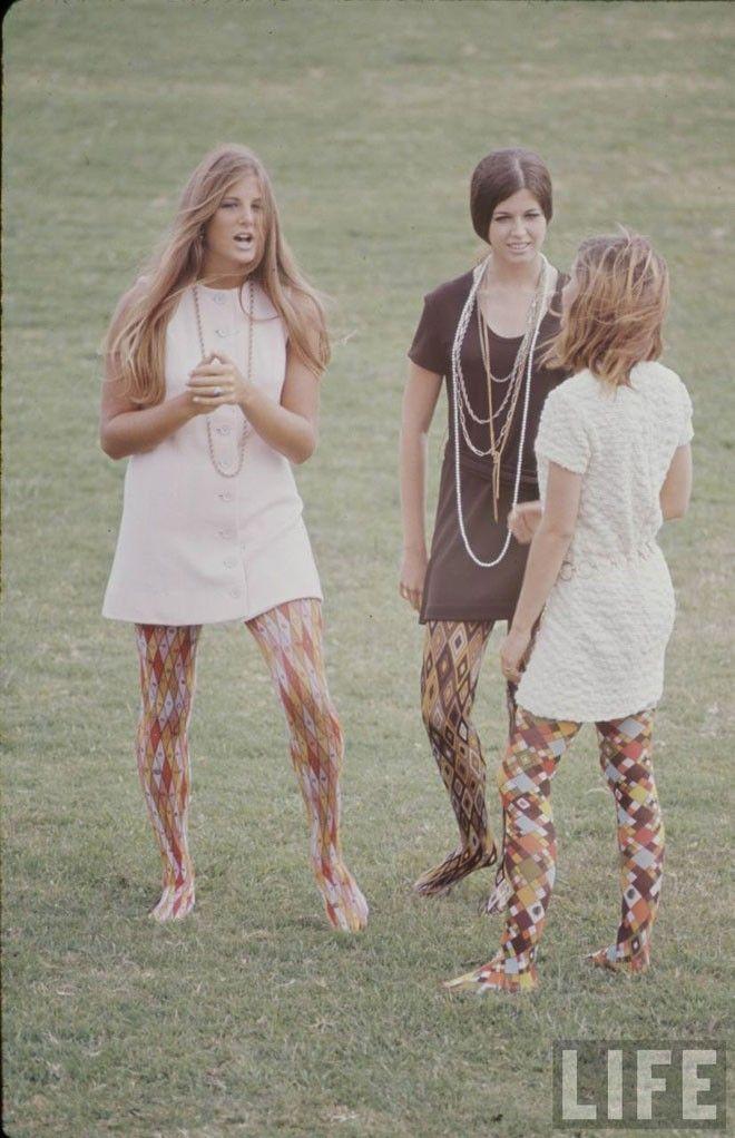 Licealna moda w Life Magazine (1969)