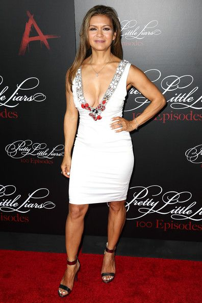 "Nia Peeples attends ""Pretty Little Liars"" Celebrates 100 Episodes - 2014"