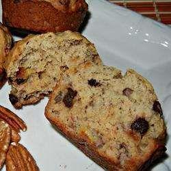 Les meilleurs muffins aux bananes et pépites de chocolat