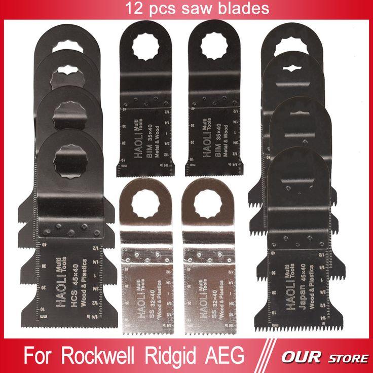 $23.60 (Buy here: https://alitems.com/g/1e8d114494ebda23ff8b16525dc3e8/?i=5&ulp=https%3A%2F%2Fwww.aliexpress.com%2Fitem%2F12-pcs-Oscillating-multi-tool-Saw-Blades-Accessories-for-Rigid-Worx-AEG-Multimaster-power-tool-wood%2F32516699118.html ) 12 pcs Oscillating multi tool Saw Blades Accessories for Rigid Worx AEG Multimaster power tool,wood metal cutting,fein supercut for just $23.60
