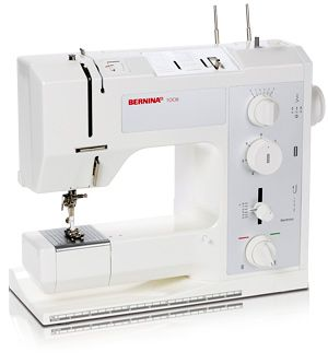 If I ever decide to get serious about sewing, this is the machine that Gertie recommends (BERNINA 1008)