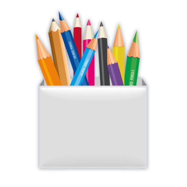 crayons stylos