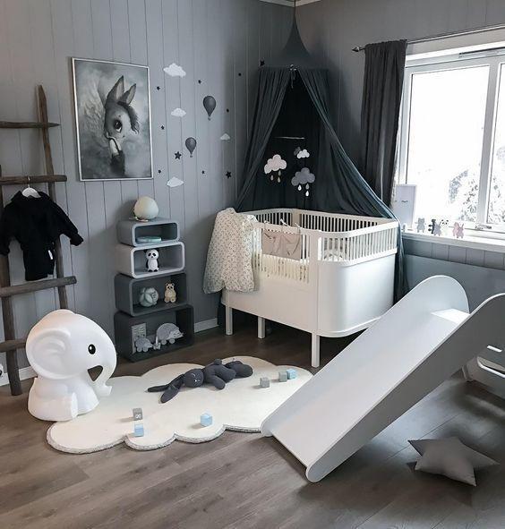Kinderzimmer; Haus Dekoration; Kleiner Raum; Wandg…