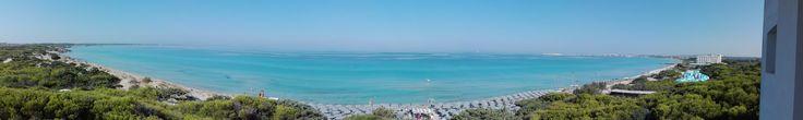 Baia Verde, Gallipoli Italy