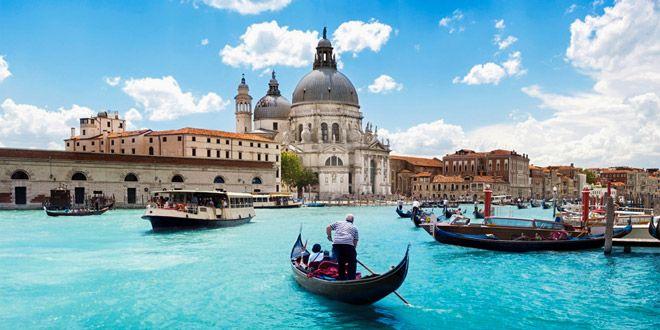 Гранд-канал в Венеции: история, фото, видео, регата