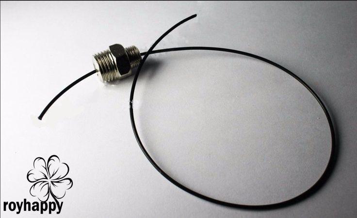 2pcs Copper Inner Liquid pipe for (z-010,z-020) tornado gun car washer/car wash