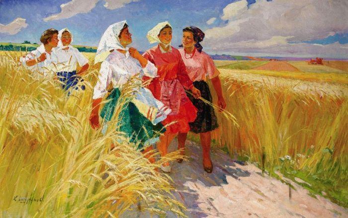 Константин Шурупов. После работы