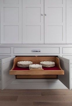 storage roll outs kitchen and/or closet Woodale Designs Ireland's Design Ideas, Pictures, Remodel, and Decor