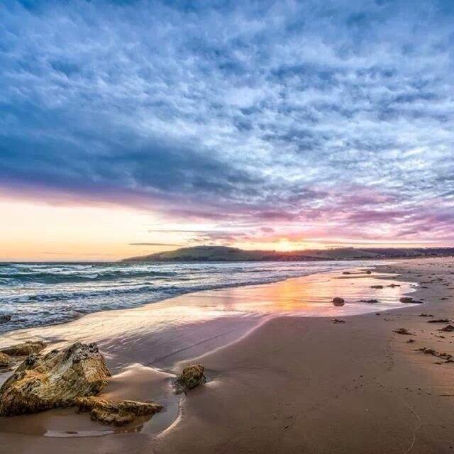 Clifton Beach, Tasmania. #cliftonbeach #tasmania #discovertasmania Image Credit: Francois Fourie