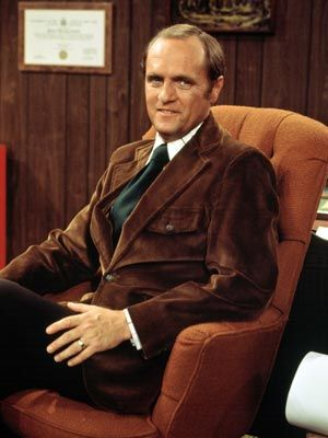 Bob Newhart: Who doesn't love this guy, with his perfect comic delivery. He is funny in EVERYTHING he does!