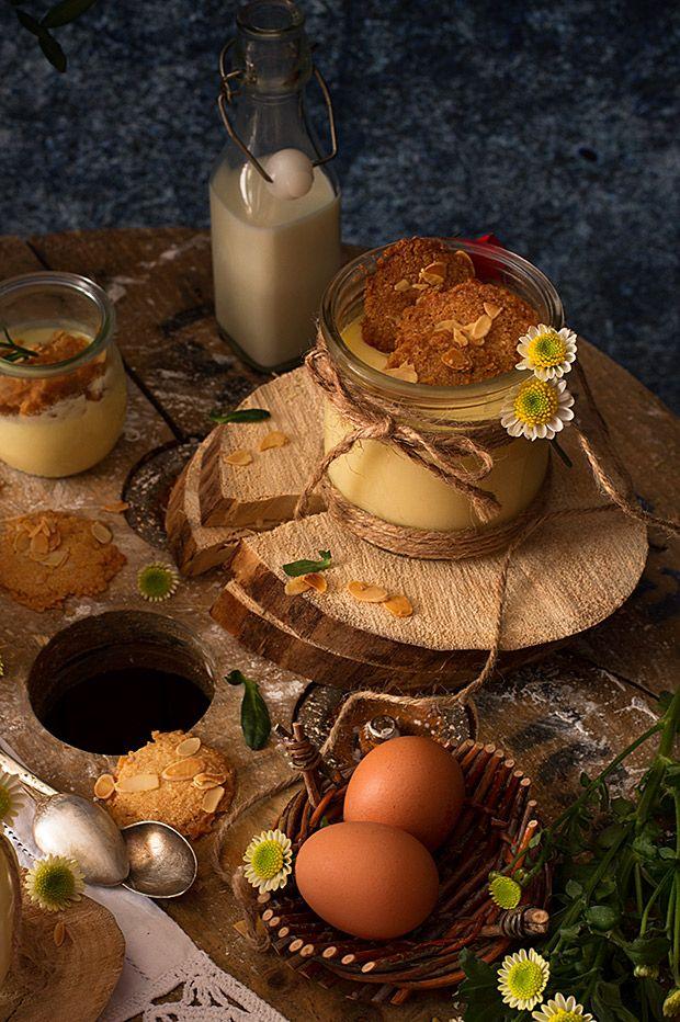 Cómo hacer de natillas caseras de huevo. La auténtica receta tradicional