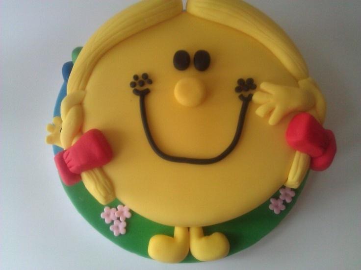Best Little Miss Birthday Images On Pinterest Mr Men - Little miss birthday cake