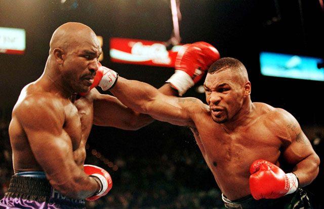 ボクシング戦績:58戦50勝6敗2無効試合の記録!ボクサー マイク・タイソン
