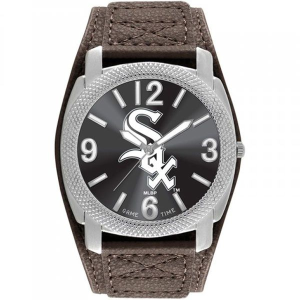 Chicago White Sox Game Time Youth Defender Watch - Brown - $33.99