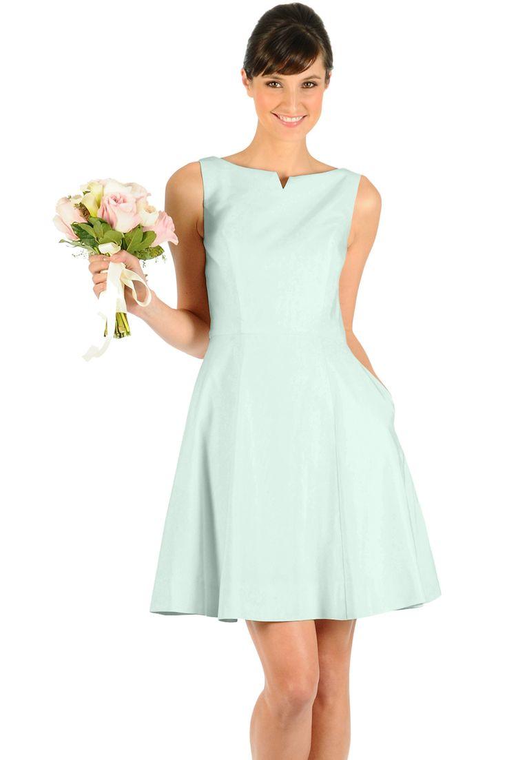 7 best mint dresses images on pinterest cute dresses audrey mint bridesmaid dressesbridesmaid ombrellifo Choice Image