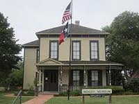 Moody House Museum, Taylor, Tx