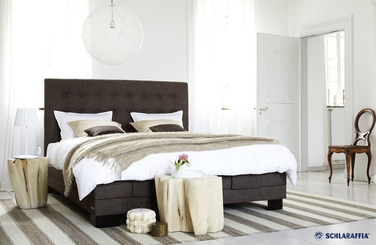 11 best schlaraffia boxspring kollektion images on. Black Bedroom Furniture Sets. Home Design Ideas