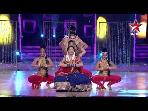 India's Dancing SuperStar - Ep 28 - Geeta Kapoor's special performance - YouTube